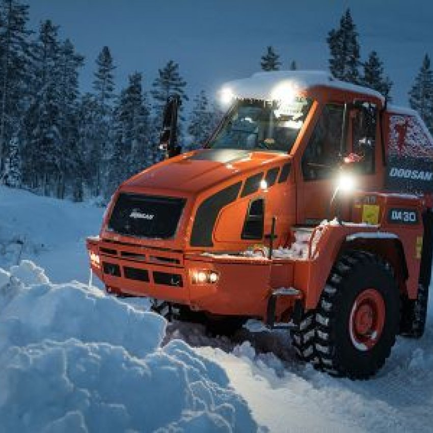 DOOSAN EXTENDS ENGINE COLLABORATION WITH SCANIA thumbnail image